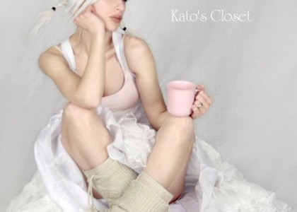 "Kate ""KATO"" Lambert – STEAMPUNK GIRL"