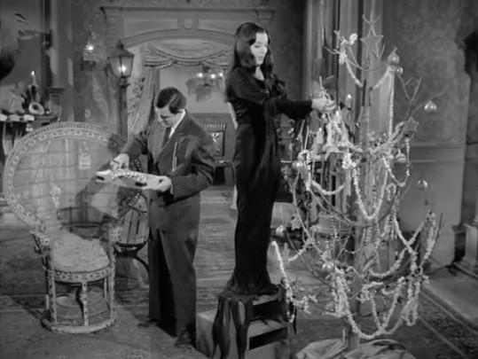 gothic christmas. gotyk