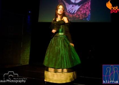 Modny Śląsk Music and Alternative Fashion Show – pokaz stylizacji gotyckich