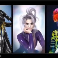 """Edytorial Hair Trendy 3/17 kolekcja """"No Limit"""" Studio Fryzjerskie Damian Duda"""
