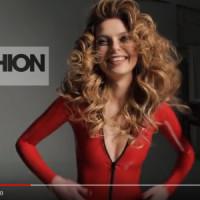 "Fashion Magazine ""Strong Woman"" Backstage"
